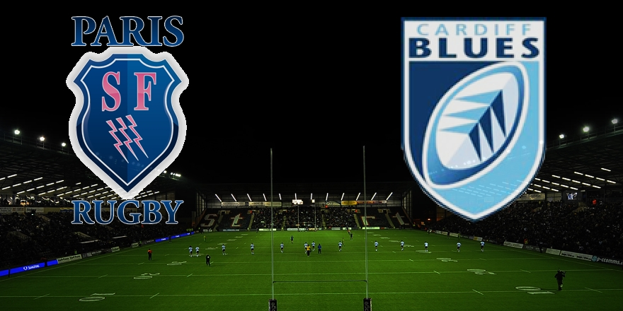 Programme tv stade francais cardiff blues coupe d 39 europe 2016 2017 agendatv - Retransmission coupe europe rugby ...
