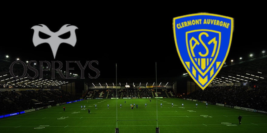 Programme tv ospreys clermont coupe d 39 europe 2017 2018 agendatv - Retransmission coupe europe rugby ...