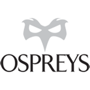 Places ospreys