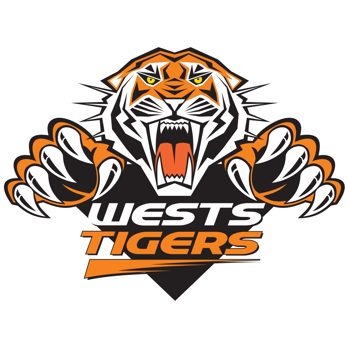 Places Wests Tigers