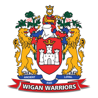 Places Wigan Warriors
