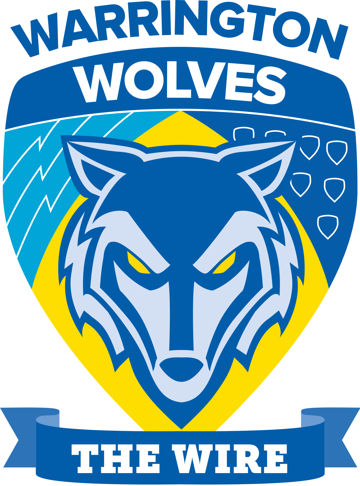 Places Warrington Wolves
