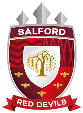 Places Salford Red Devils